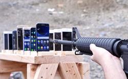 Cần bao nhiêu iPhone 6s hay Samsung Galaxy S7 để chặn đứng viên đạn đang bay?