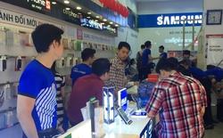 Viễn thông A vô địch trong cuộc đua đặt hàng Galaxy Note7, TGDĐ cán đích thứ 3 sau FPT Shop
