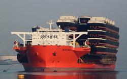 Chiêm ngưỡng con tàu lớn nhất thế giới, chở được cả tàu sân bay hay giàn khoan dầu