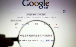 Công cụ tìm kiếm Google bất ngờ truy cập được tại Trung Quốc
