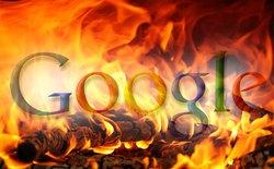Nghĩ mình bị theo dõi, một người đàn ông phóng hỏa đốt xe Google Street View