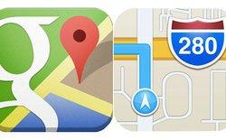 Chuyên gia chỉ ra điểm khác biệt chính giữa Google Maps và Apple Maps