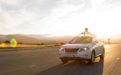 Nhờ bằng sáng chế của Google, ô tô tự lái nay còn biết phát hiện cả xe cảnh sát