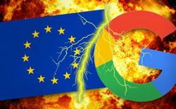 Liên minh châu Âu mở cuộc điều tra chống độc quyền với Google