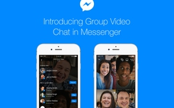 Messenger cập nhật thêm tính năng gọi video cho nhóm, giới hạn tối đa lên đến 50 người