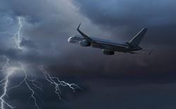 Xem cảnh phi công lao thẳng vào tâm Matthew - siêu bão vừa sát hại hơn 300 người