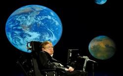 Stephen Hawking: Con người có thể bị tiêu diệt trong 100 năm nữa
