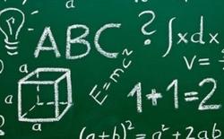 Ứng dụng giải toán đầu tiên nhận diện được chữ viết tay