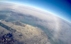 Treo máy ảnh Sony A7s lên bóng bay và đây là những bức ảnh đẹp tuyệt từ độ cao 27km