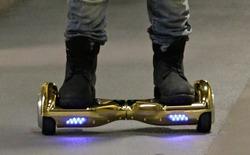 Mỹ: 16 tuổi trở lên mới được dùng ván trượt hoverboard