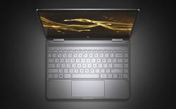 HP Spectre x360 ra mắt: mỏng 13,77mm, nặng 1,29kg, chip xử lý i7-7500U, pin 14 tiếng, giá hơn 1.000 USD