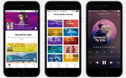 """Zing MP3 ra mắt phiên bản mới, """"lột xác"""" về giao diện, đáp ứng xu hướng nghe nhạc mới"""