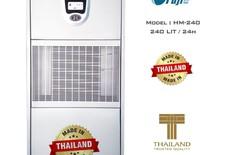 Chấm điểm công nghệ trong thế hệ máy hút ẩm công nghiệp FujiE hoàn toàn mới sản xuất tại Thái Lan