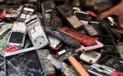 Vàng, bạc trong smartphone bị lãng phí như thế nào?