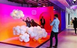 Đến thăm văn phòng làm việc mới của Instagram, trông như ảnh chụp từ Instagram ra vậy