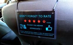 Cách giải quyết đúng đắn khi gặp tài xế Uber khiến bạn không hài lòng
