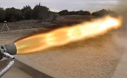 Camera mới của NASA vừa ghi lại cảnh chùm lửa phát ra từ động cơ đẩy tên lửa, nó đẹp hơn là bạn nghĩ