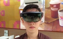 Tôi đã biến thành Iron Man với kính Microsoft Hololens như thế nào?