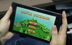 Chơi game trên tablet Tango liệu có đã hơn máy tính bảng thường?