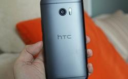 HTC 10 xách tay đầu tiên tại Việt Nam, Snapdragon 820, có màu đen, giá 14,5 triệu