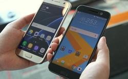 Bạn chọn siêu phẩm nào: cựu vương Android một thời, hay đại vương của làng di động hiện tại?