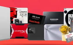 Quay thưởng chương trình tặng ổ cứng WD My Ultra Passport 500GB từ Tiki.vn
