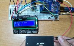 Tự chế vôn kế điện tử bằng Arduino siêu đơn giản