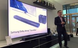 Samsung mang về Việt Nam loa giải trí không dây gần 30 triệu, chuẩn như rạp chiếu phim