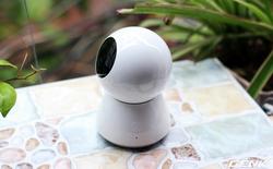 Mở hộp camera quan sát Xiaomi MiJia vừa về tại Việt Nam: quay 360 độ, FullHD, giá 1,8 triệu đồng