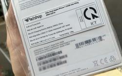 """Mua iPhone """"phân phối chính thức"""" trên Lazada, nhận được hàng Hong Kong?"""