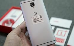 Siêu phẩm OnePlus 3 bộ nhớ RAM 6 GB đầu tiên tại Việt Nam có giá 10,5 triệu