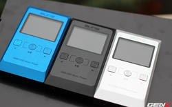 Trên tay bộ 3 máy nghe nhạc high-end Aune M2, Aune M2 Pro và Aune M2S