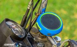 Trên tay loa di động Braven 105: Chống nước IPX7, thoải mái để bàn hay gắn lên xe, chất âm chi tiết