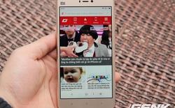Xiaomi Mi 4S đầu tiên tại Việt Nam: thiết kế mới lạ, cầm nắm dễ dàng, camera có cải tiến