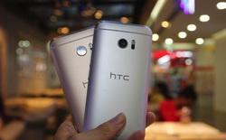 Trên tay HTC 10 tại Việt Nam: Thiết kế đẹp, mỏng và gọn gàng hơn