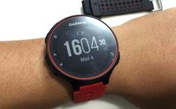 Trên tay Garmin Forerunner 235 - 'G-Shock' của giới smartwatch