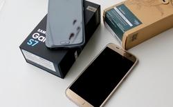 Galaxy S7 xách tay giảm giá cả triệu đồng, người dùng cũng chẳng mặn mà