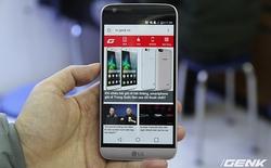 LG G5 xách tay Hàn Quốc: Snapdragon 820, giá 16,99 triệu đồng, tai nghe Made in Việt Nam