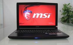 Đánh giá laptop chơi game MSI GL62: Nhanh, nhỏ và nhẹ, giá dưới 20 triệu đồng