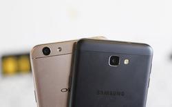 Samsung khoe bán 200.000 J7 Prime trong 1 tháng, Oppo lập tức đáp trả