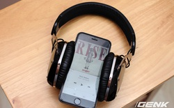 Tai nghe V-Moda Crossfade Wireless: Khi DJ hết cần dây