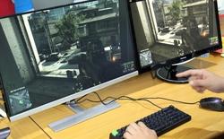 Màn hình Viewsonic chơi game Full HD, viền mỏng 4 mm, giá từ 3,49 triệu