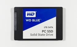 Thương hiệu Western Digital lần đầu tiên ra mắt ổ cứng SSD, giá tốt độ bền cao