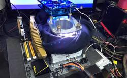 Intel Core i7 - 7700k Kaby Lake được thử nghiệm ép xung lên đến 6,7 GHz
