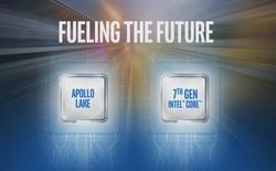 """Intel lộ kế hoạch phát triển Kaby Lake, chuẩn bị đưa Skylake """"về hưu"""""""
