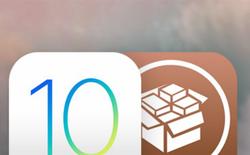 iOS 10.1.1 cho iPhone 7 đã bị jailbreak