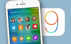 Điều gì giúp iOS 9 chạm mốc 75% thiết bị chỉ sau 4 tháng ra mắt ?