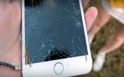 iPhone 7 sẽ như thế nào khi thả rơi từ trực thăng đang bay?