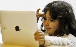 Ứng dụng trên iPad được chứng minh là có hiệu quả giáo dục và giúp trẻ tiếp thu không thua kém giáo viên