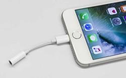 iPhone 7 với adapter 3.5mm cho chất lượng âm thanh thua kém cả iPhone 6s